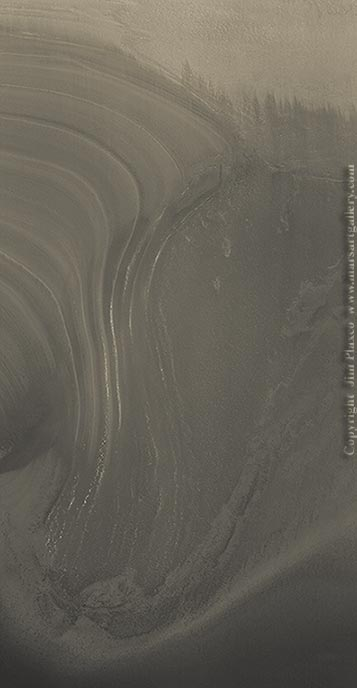 Polar Trough Layers